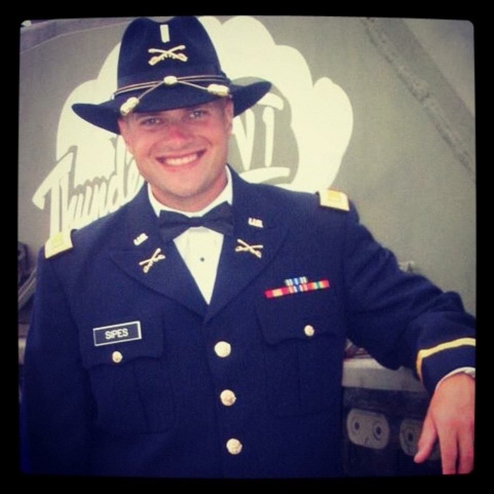 CPT Jeremiah Sipes