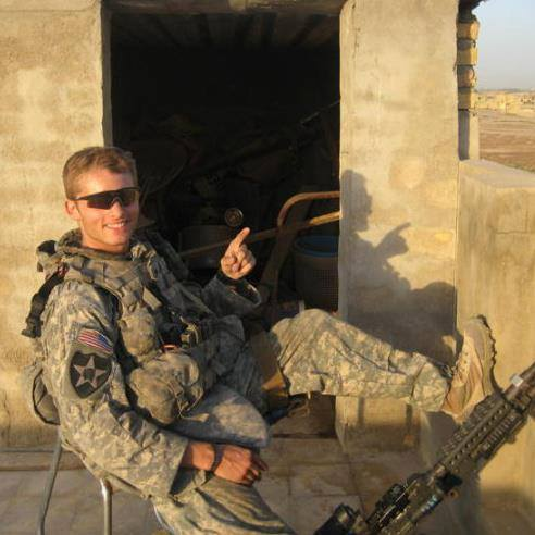 Staff Sgt Joshua Rogers US Army Ranger