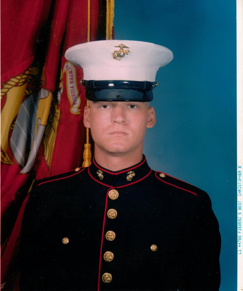 Christopher Brian Best, L. Cpl. Marine Corp