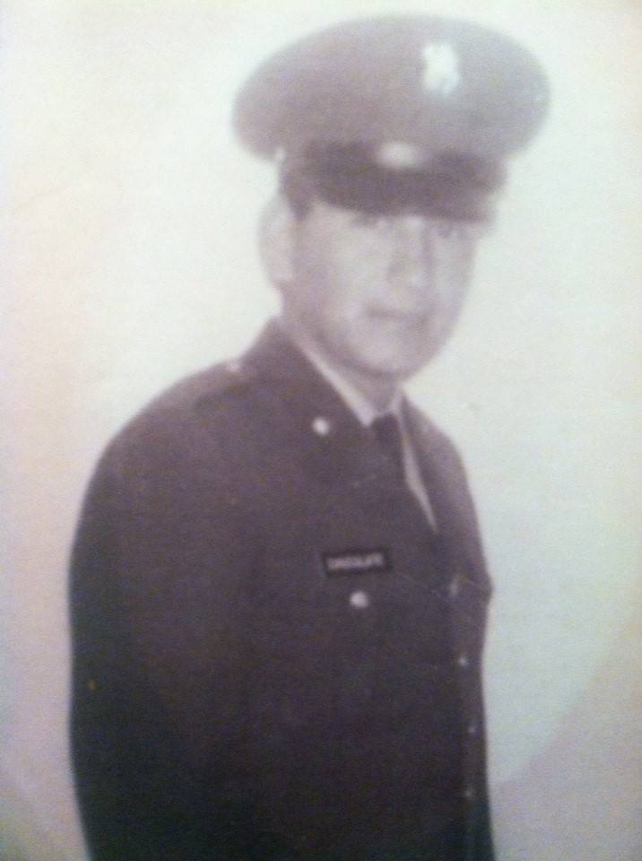 Sgt. David Wayne Chuculate   Army Infantry Big Red1  68-69 TET