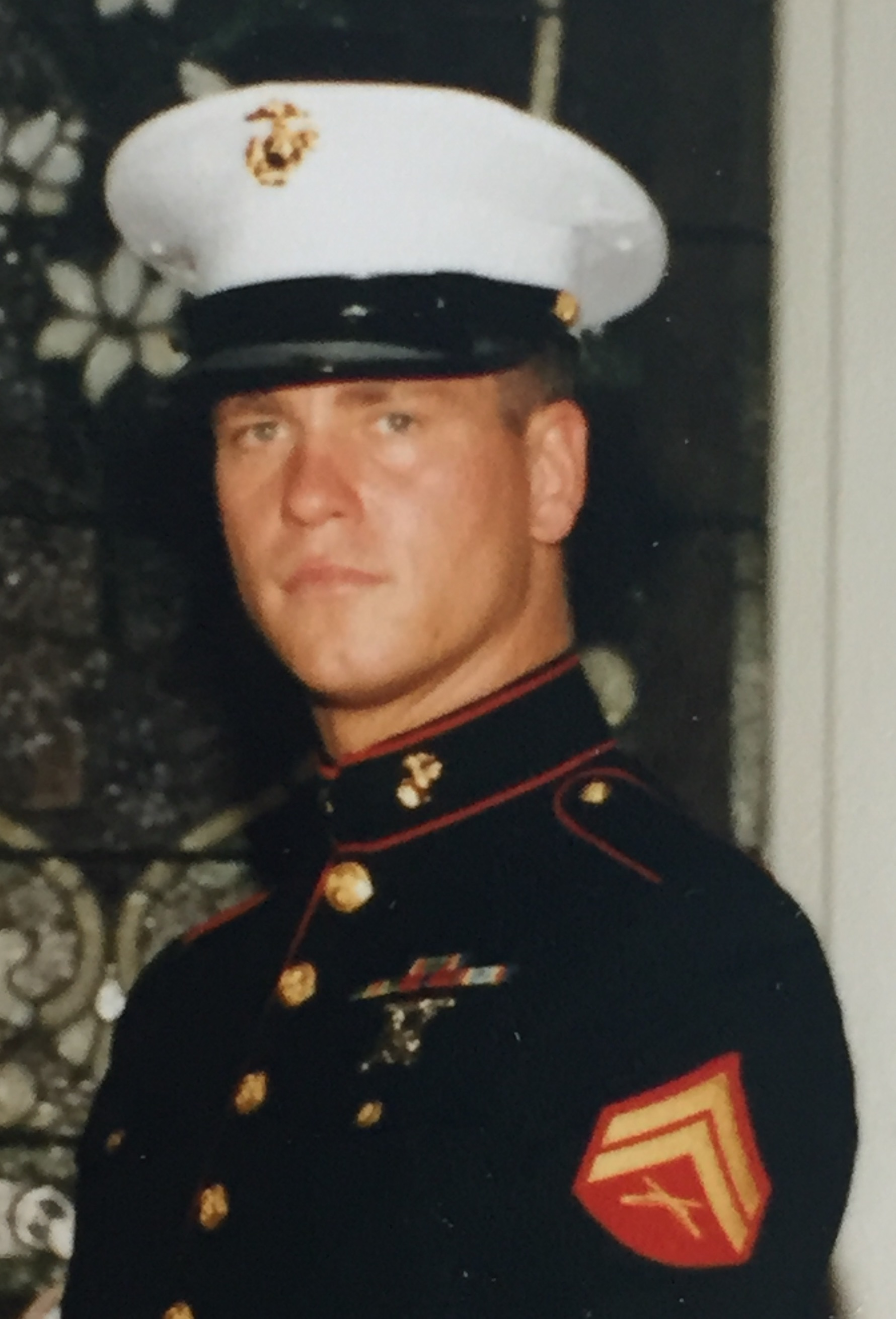 Christopher Wright, Corporal USMC