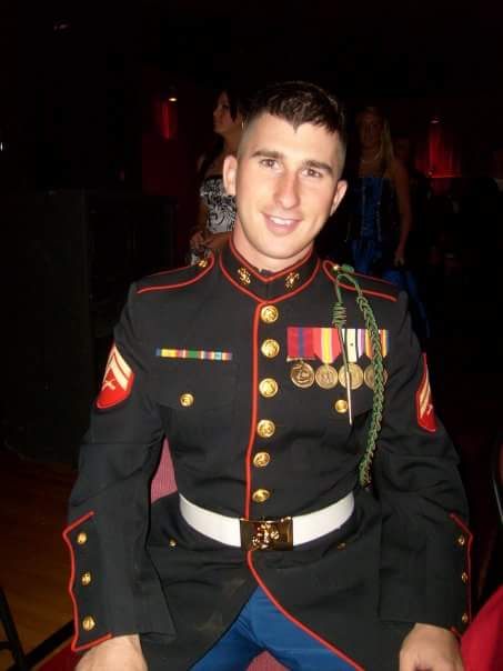 SGT Paul Mauser, Marine Corps