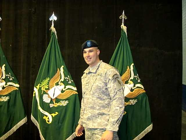 SSG Timothy McGill, Army Special Forces