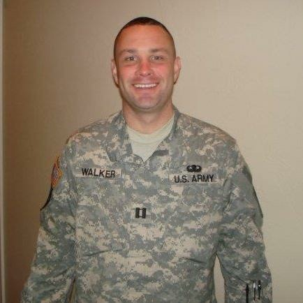 Captain Shawn P.  Walker - US Army