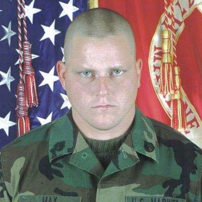 SSgt. Donald C. May, Jr. , United States Marine Corps
