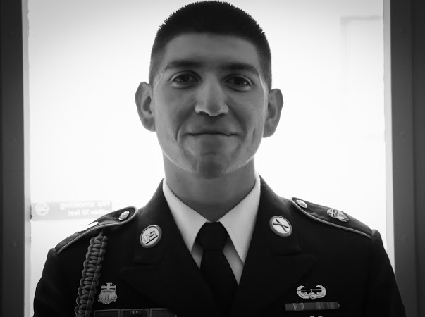 Army Spc Avadon A. Chaves