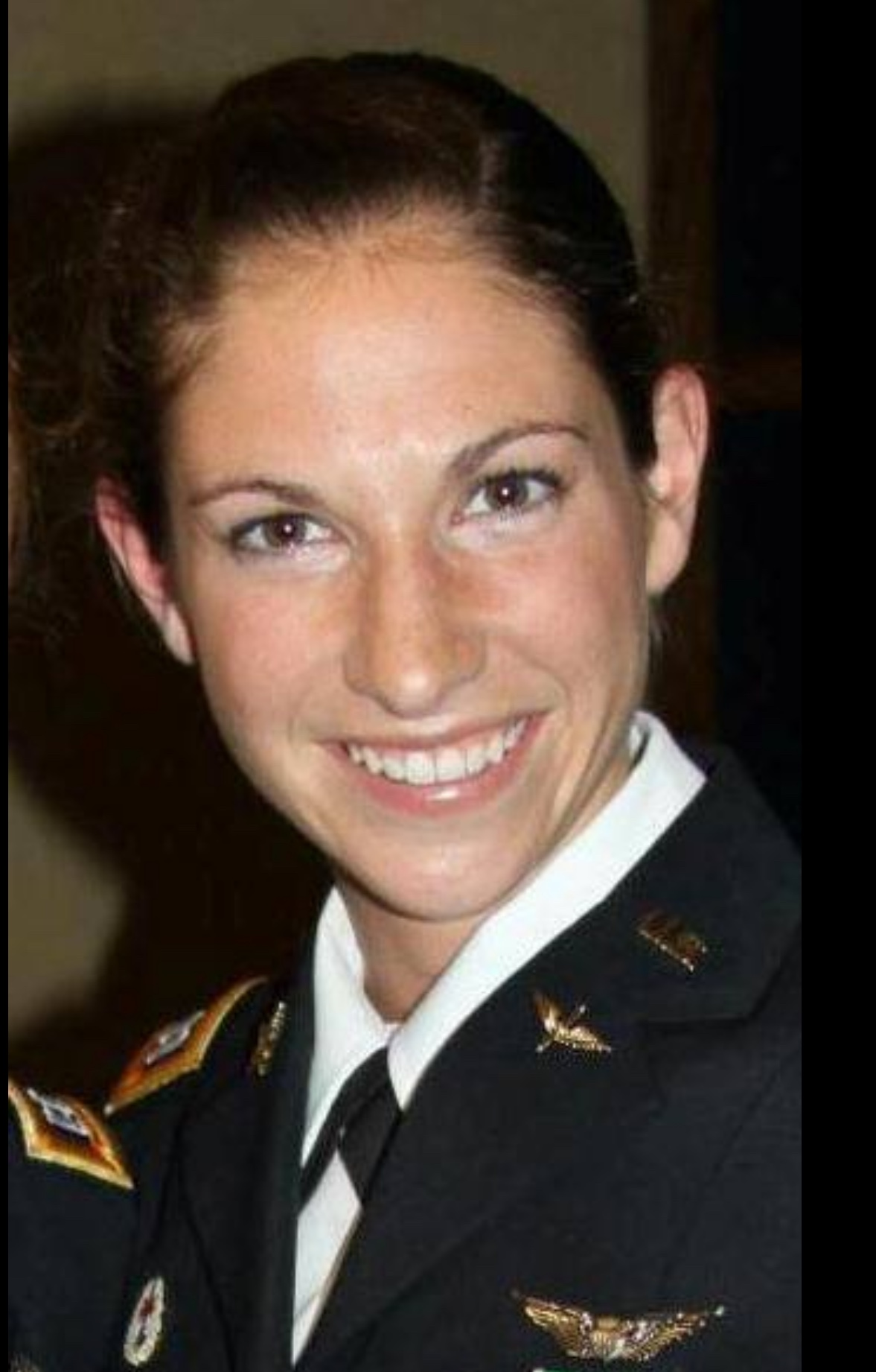 CPT Sara Knutson Cullen, US Army
