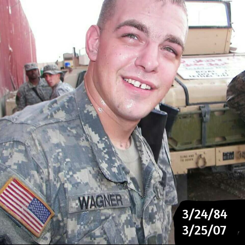 SPC  Roger A Wagner Jr, US Army