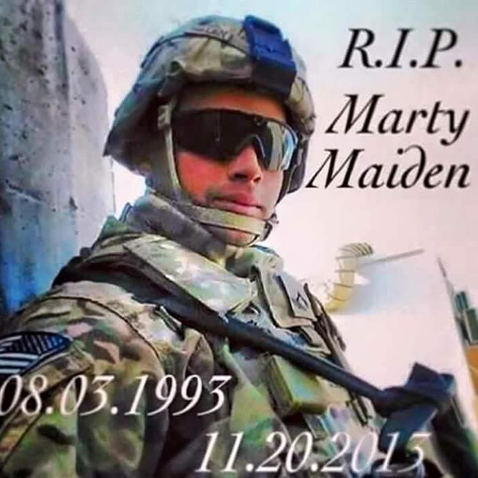 PFC Marty Maiden II