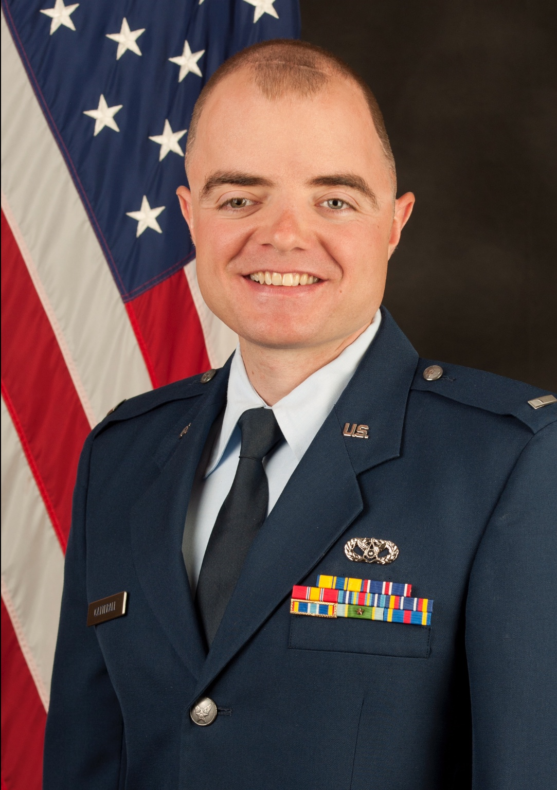 Lance Alan Catterall, Captain United States Air Force