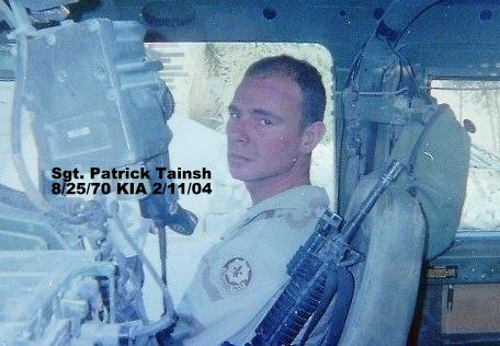 Sgt Patrick Tainsh