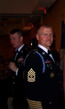David Therrell, 1SGT RET, US ARMY