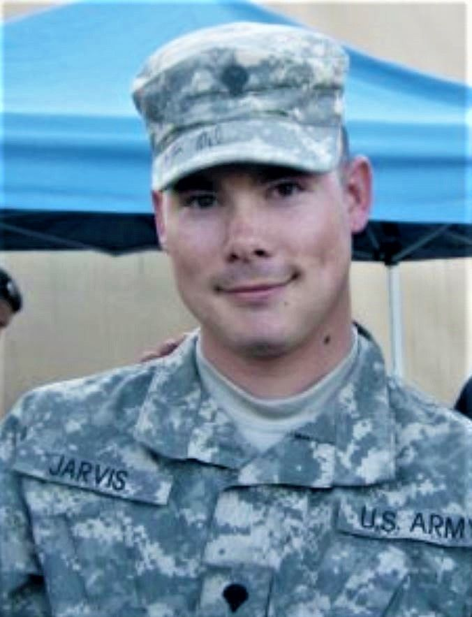 Sgt. Steven Paul Jarvis, Army National Guard
