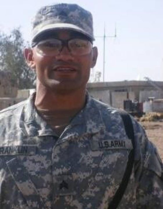 SGT. Michael T. Franklin USArmy