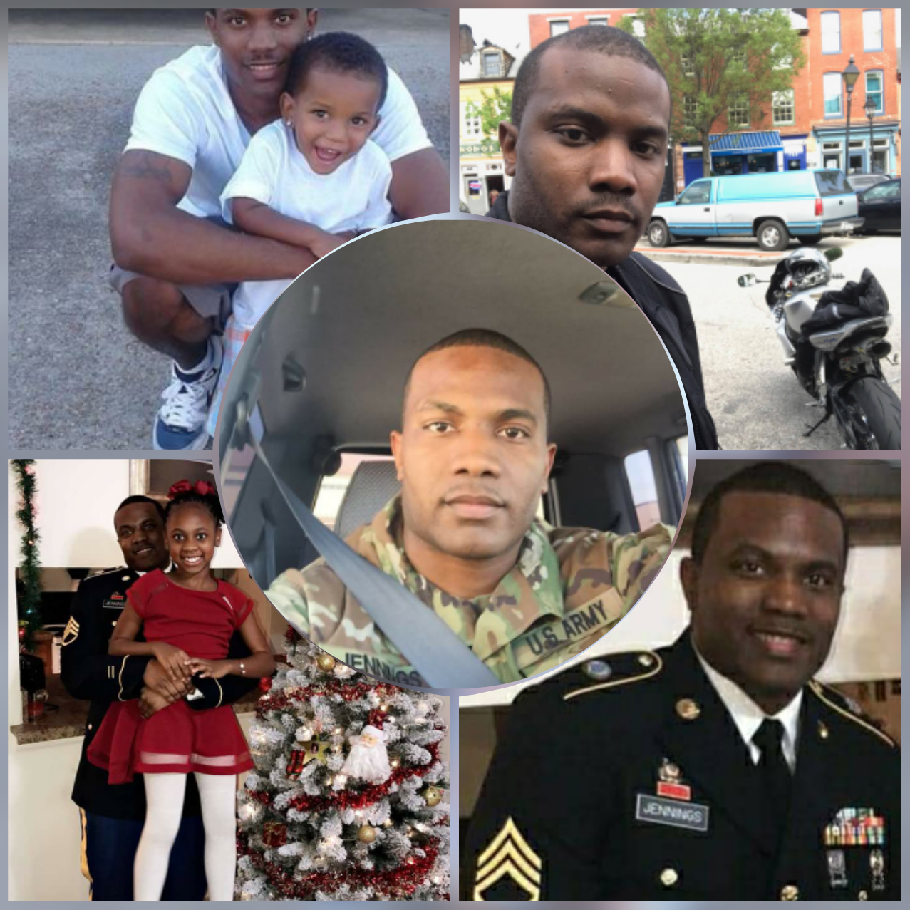 SSG Amire Marcque Jennings,  US Army