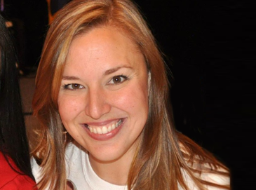 Erin Jacobson, Director of Survivor Programs