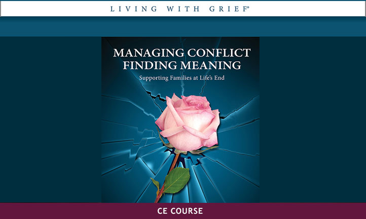 book cover on managing conflict