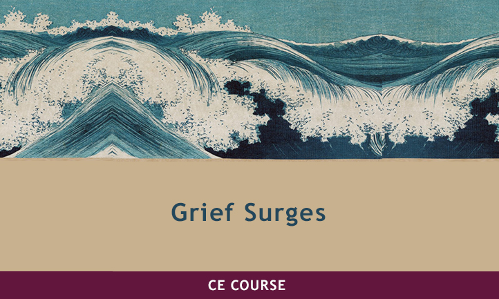 Grief Surges Imagery