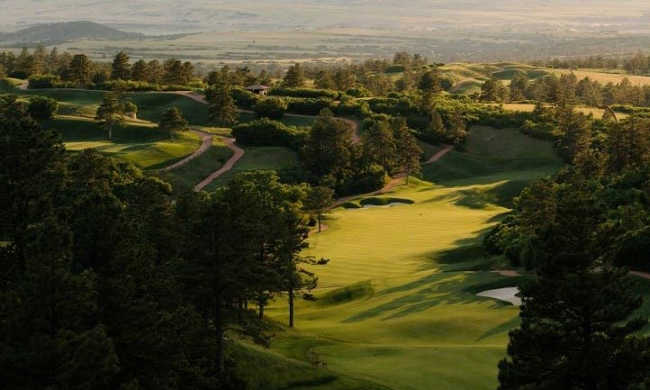 Sanctuary Golf Club, Sedalia, Colorado