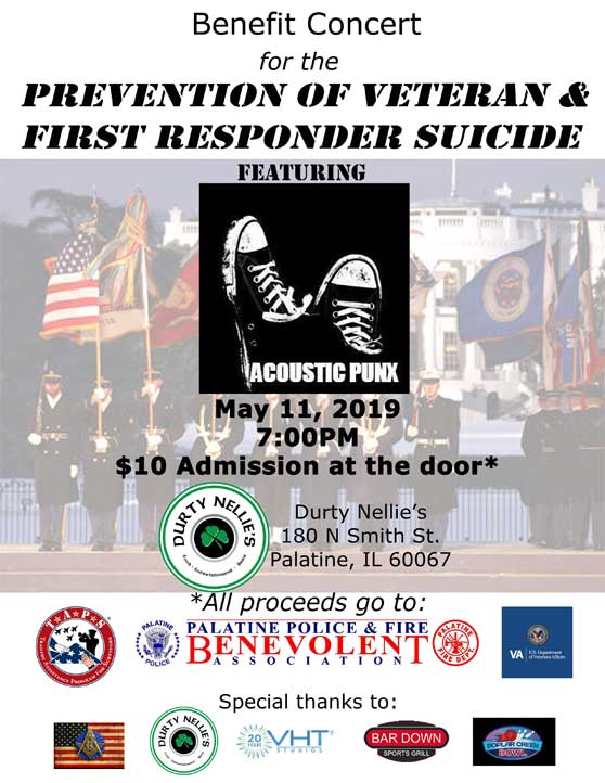 Suicide Awareness (The First Responder Series)