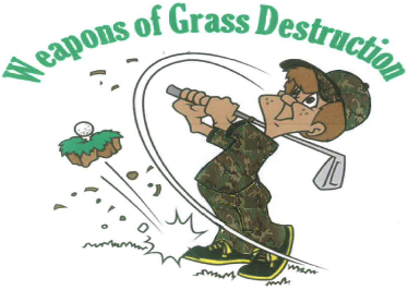 Weapons of Grass Destruction logo