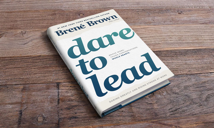 Brene Brown Dare to Lead Book