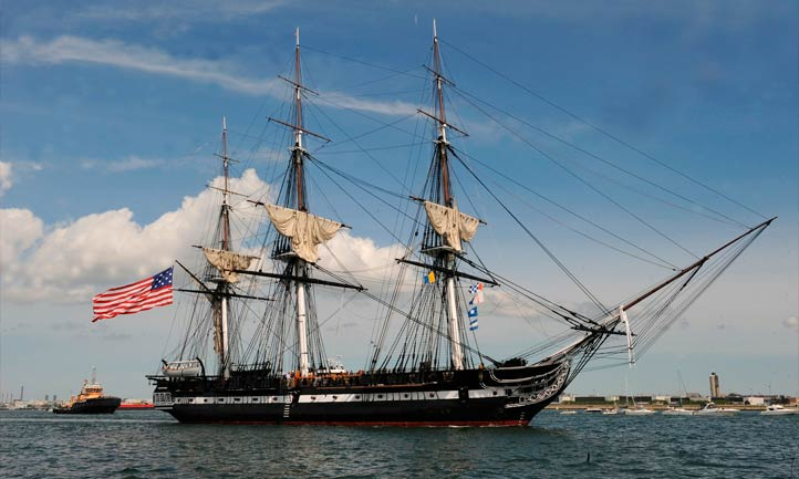 United States Ship Constitution