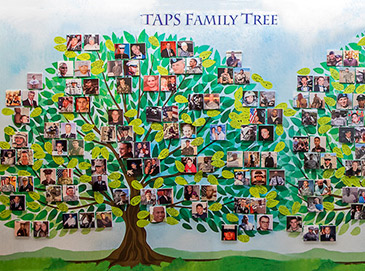 TAPS Family Tree