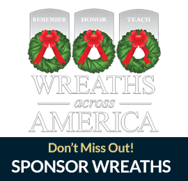 Don't miss out sponsoring a wreath