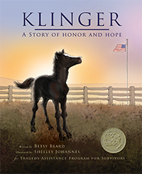 Klinger book cover