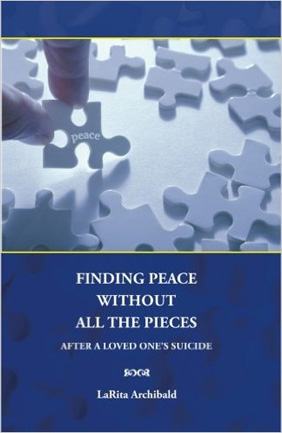 Finding Peace Book Cover
