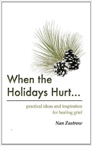 Book, Healing Your Holiday Grief