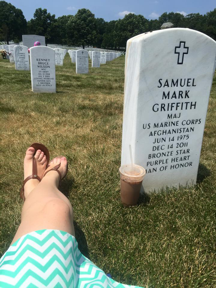 Griffith Gravestone