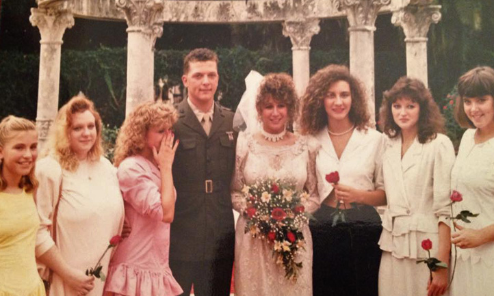 patton wedding