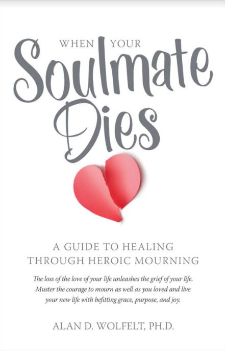 When Your Soulmate Dies Book Cover