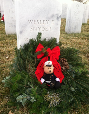 Wesley Snyder Headstone