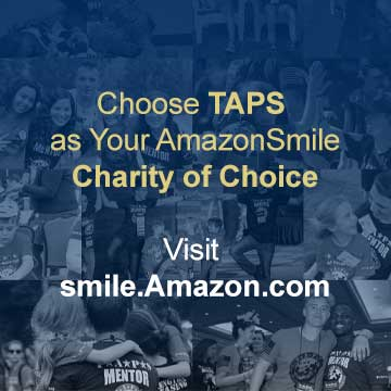 Choose TAPS as Your AmazonSmile Charity of Choice