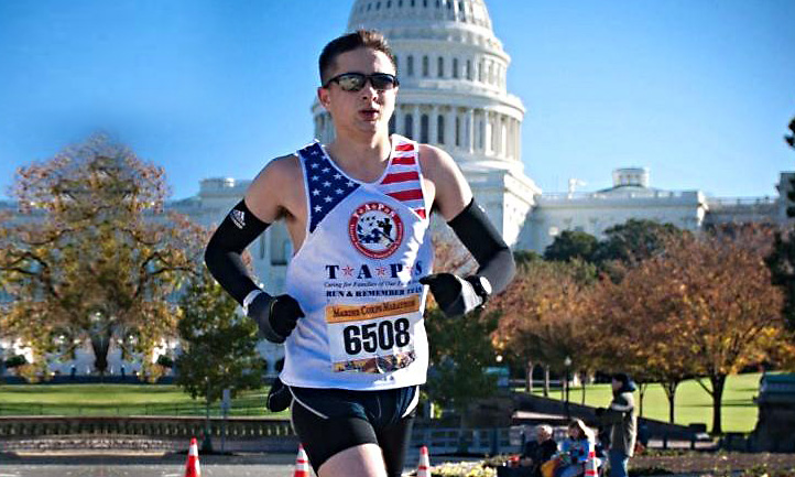 Team TAPS Runner in DC