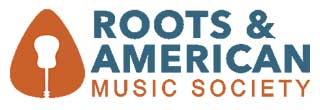 Roots & American Music Society Logo
