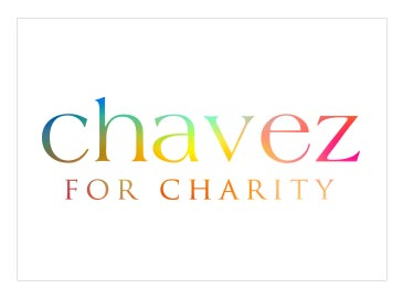 Chavez for Charity Logo