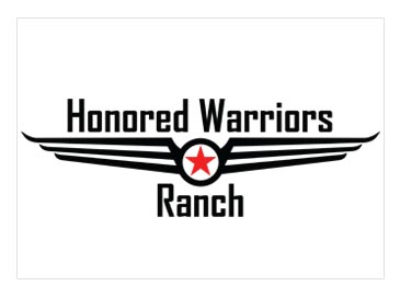 Honored Warriors Ranch Logo